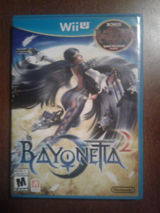 Bayonetta 1 and 2 Combo Pack for Wii U
