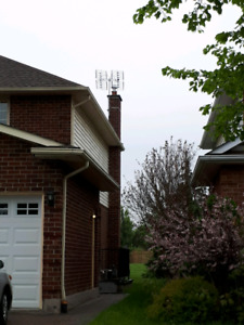 Stop paying for free TV install an HD antenna system