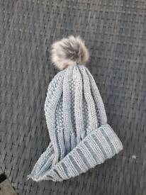 Women's Grey Hat