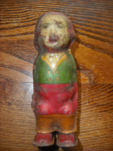 TIN TOY WIND UP FROM 1800'S