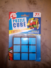 Puzzle cube toy PENDING COLLECTION