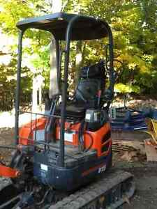 Bobcat - Mini Excavator Book Spring Work Now! Kingston Kingston Area image 5