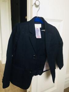 Jacadi Paris Kids Suit and shirt Size 3A