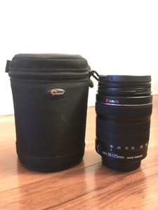 Canon EF-S 18-135mm f/3.5-5.6 IS STM - Mint Condition
