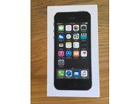 iPhone 5s brand new on vodaphone