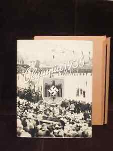 German cigarette card albums,Olympiade 1936 Vol.1 and 2 London Ontario image 5