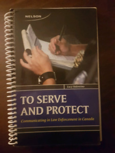 To serve and protect: communicating in law enforcement in Canada