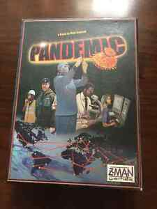 Pandemic + On the brink Expansion Board Game