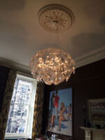 Chandelier Installation - Best Rates - Insured - Call - Text