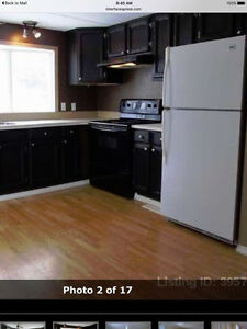 Mobile home in Slave Lake for Rent and or Purchase