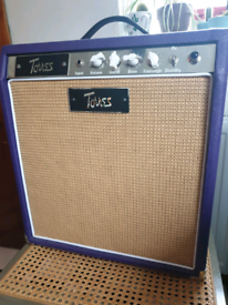 Vyse/Torres Hand Wired Valve Guitar Amp