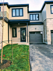 BRAND NEW KANATA TOWN HOUSE FOR RENT