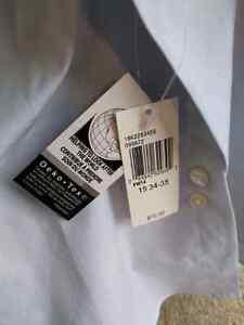 Brand new Calvin Klein dress shirt (white regular fit 15/34/35) London Ontario image 3