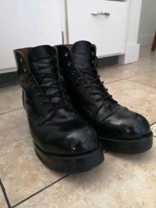 Military Parade Boots 9.5