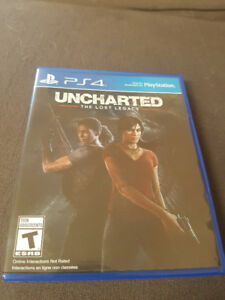 Trading: Uncharted: Lost Legacy PS4