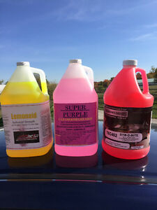 START USING THE PRODUCTS PROFESSIONAL DETAILERS USE. CALL NOW.
