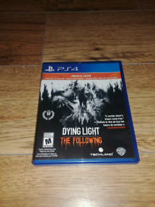 Dying Light (Ps4 remastered)