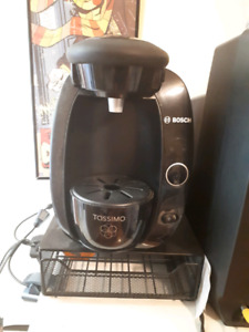Tassimo T20 Coffee Brewing System w/ T-disc tray