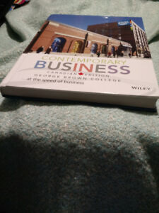 Bus 1038 Business Concepts Contemporary Business