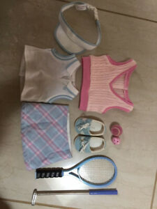 American Girl Doll 2-in-1 Tennis and Golf Outfit