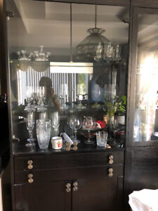 Dining-room Display Cabinets