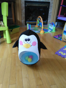 Fisher Price Go Baby Go Bat and Wobble Penguin