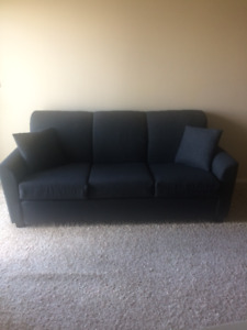 Dark Blue Couch for Sale