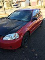Honda Civic Ek Hatch