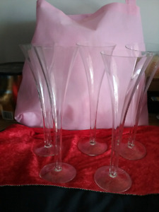 Wine/champaign glasses