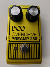 DOD Overdrive Preamp 250 Reissue