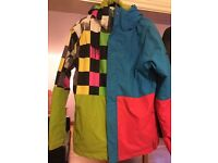 Boys Ski/ Snowboard Jacket