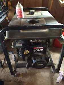 Radial arm saw withstand, generator & table saw & more