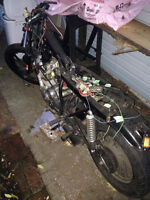 Almost Complete 1982 Yamaha 400seca Cafe Project