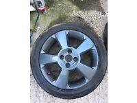 """16"""" Vauxhall corsa c Sri alloys"""