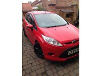 Fiesta Zetec s, leathers, immaculate swap for cooper s or Audi TT or Vxr