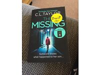 Sunday Times Bestseller C.L.Taylors's The Missing