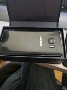 SAMSUNG 7 EDG Unlocked and Mint Condition with box. CHEAP!! $350