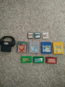 Gameboy Games for sale 3DS DS Gameboy Colour GBA