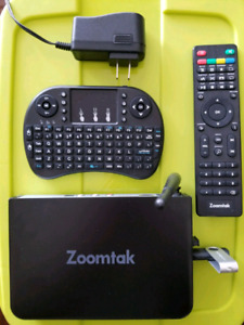 Zoomtak Android TV Box