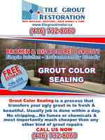 Colour Seal Your Grout & Give New Look to your Tiled Surface