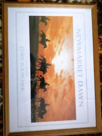 Newmarket dawns photo