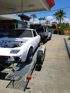 Mazda rx7 s2 roller