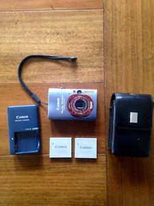 Camera Canon Powershot SD1100 IS