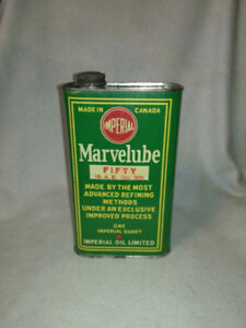 Vintage Oil cans and other collectibles
