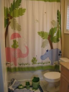 Pottery Barn Kids Animal Bathroom Accessories and Boon Frog Pod