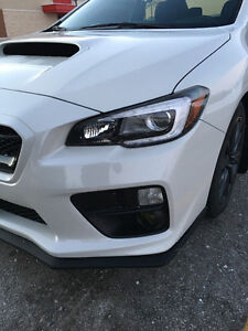 2017 Subaru CVT WRX Sport Tech Lease Transfer