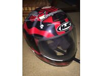 Dennis the menace motorcycle helmet