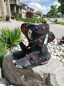 Sidi Motorcycle Racing Boots