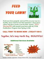 Feed Your Lawn!!! (Lawn Care)