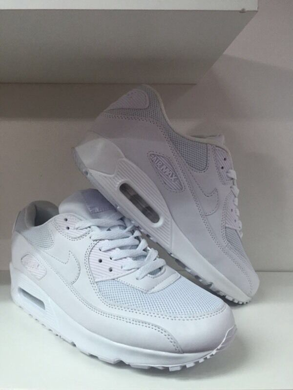 xngwb Nike air max 90 All White All Sizes Available | in Croydon, London